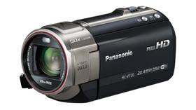 Panasonic HC-V720 review