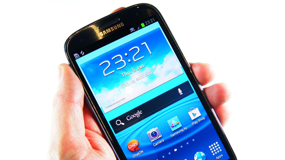 Samsung Galaxy SIII Apps
